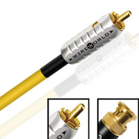 Wireworld CRV Chroma 8 Coaxial Digital Audio Cable, 75 ohms, RCA to RCA or BNC to BNC