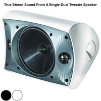 Paradigm Stylus 470-SM Single Stereo Weatherproof outdoor speaker (each)