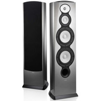 Revel F228Be 3-way Floorstanding Loudspeaker Pair in silver (demo)