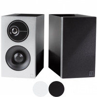 Definitive Technology Demand 7 Small High-Performance Bookshelf Speakers (Pair)
