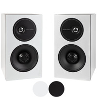 Definitive Technology Demand 9 High-Performance Bookshelf Speakers (Pair)