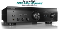 Denon PMA-1600NE Integrated Amplifier with 140W Power per Channel *Buyers Club
