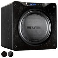 SVS SB16-Ultra 16 Inch Front-Firing Powered Subwoofer
