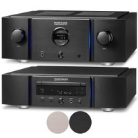 Marantz Reference Bundle: PM-10 Integrated Amplifier and SA-10 CD Player