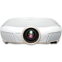 EPSON Home Cinema 5050UBe Wireless 4K PRO-UHD Projector with Advanced 3-Chip Design and HDR10