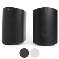 Polk Audio Atrium 6 Weatherproof Outdoor Speakers (Pair)