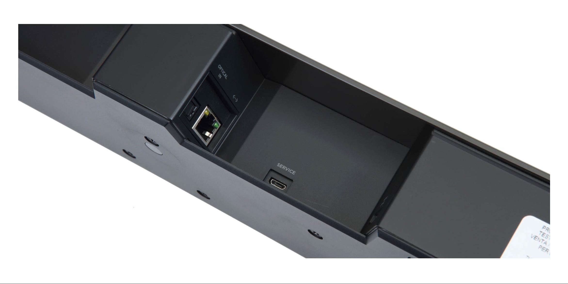 Bose Soundbar 700 Alexa Enabled Smart Soundbar Inputs
