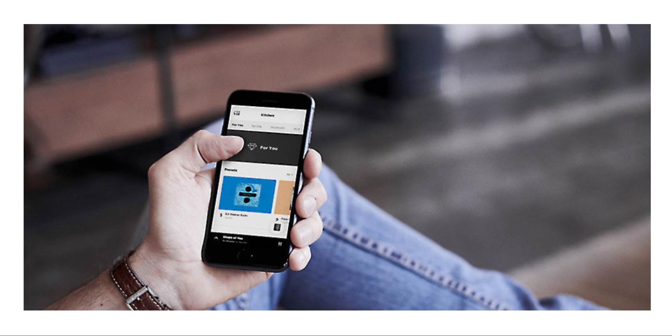 Bose Soundbar 700 Alexa Enabled Smart Soundbar Application