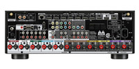 Denon AVR-X3700H 9.2 Channel 8K AV Receiver With 105W Per Channel *Buyers Club