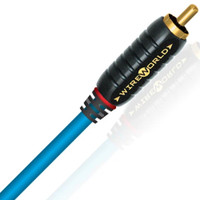 Wireworld SIM Stream Mono Subwoofer Cable