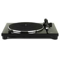 Music Hall MMF-1.3 Manual belt-drive 3-speed turntable with built-in phono preamp
