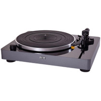 Elac MRC501-GB Miracord 50 Turntable in Gloss Black