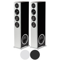 """Definitive Technology Demand 17 High-Performance Tower Speaker with Dual 10"""" Passive Bass Radiators (Pair)"""