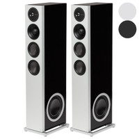 """Definitive Technology Demand 15 High-Performance Tower Speaker with Dual 8"""" Passive Bass Radiators (Pair)"""