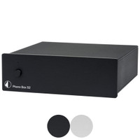 Pro-Ject Phono Box S2 MM/MC Preamplifier