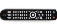 NAD HTR 8 User Interface Learning Remote