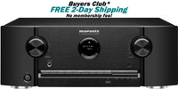 Marantz SR5015 (Newest model) 7.2-channel home theater receiver with Dolby Atmos®, Wi-Fi®, Bluetooth®, Apple AirPlay® 2, and Amazon Alexa compatibility