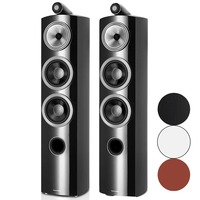 Bowers & Wilkins 804 D3 Floorstanding Speaker (Pair)