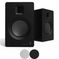 Kanto TUK Powered Speaker with Headphone Out, USB DAC, Dedicated Phono Pre-amp and Bluetooth (Pair)