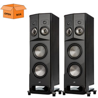 Polk Legend L800 Premium Floorstanding Tower Speaker with Patented SDA-PRO Technology IN BLACK (Pair) (OPEN BOX NEW)