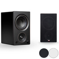 PSB Alpha AM3 Compact Powered Bookshelf Speaker (Pair)