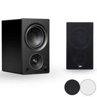 PSB Alpha AM3 Compact Powered Bookshelf Speaker (Pair)