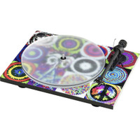 Pro-Ject Essential III Ringo Starr Peace & Love Turntable