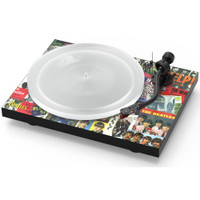 Pro-Ject Debut S-Shape The Beatles Singles Turntable