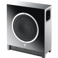 """Focal Sub Air Wireless Slim 8"""" Subwoofer in High Gloss Black"""