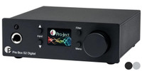 Pro-Ject Pre Box S2 Digital Micro Preamplifier with MQA and DSD512 Support
