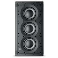 Focal 1000 IWSUB UTOPIA Passive Closed-Back Subwoofer For In-Wall Integration