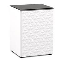 Salamander Designs Milan 317 White / Black Glass C/ML317/WH/BK