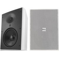 Revel M80XC 2-Way Extreme Climate Outdoor Loudspeakers in White (Pair)