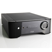 Rega Brio Integrated Amplifier with Built-In MM Phono Stage in Black