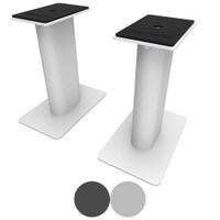"Kanto SP9 9"" Tall Universal Desktop Speaker Stand (Pair)"