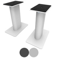 "Kanto SP9 9"" Tall Universal Desktop Speaker Stand (Pair)"