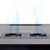 Salamander Designs Chameleon Bottom Vent with Active Cooling SA/BVAC