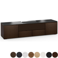 Salamander Designs 245 Projector Cabinet For Use With Hisense 100L8D UST Projector