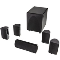 Definitive Technology ProCinema 6D Series 5.1 Channel High-Performance Compact Surround Sound System