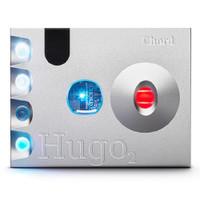 Chord Electronics Hugo2 Transportable DAC Headphone Amplifier in silver (open Box)