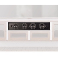 Salamander Designs Leon Double or Triple-Wide LCR Speaker For Synergy Systems SD/SPK2/S SD/SPK3/S