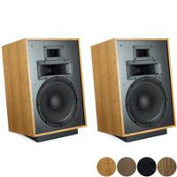 """Klipsch Hearsy IV 3-Way 12"""" Horn-Loaded Loudspeaker (Pair)"""