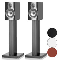 Bowers & Wilkins 707 S2 Standmount Speaker (Pair) *Shown With Optional Stands