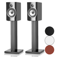Bowers & Wilkins 706 S2 Standmount Speaker (Pair) *Shown With Optional Stands
