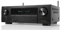 Denon AVR-X1700H 7.2ch 8K AV Receiver with 3D Audio, Voice Control, and HEOS Built-in