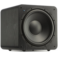 """SVS SB-1000 300 Watt DSP Controlled 12"""" Compact Subwoofer in Black Ash (Used)"""