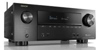 Denon AVR-X2500H 7.2 Ch. 4K AV Receiver with Amazon Alexa Voice Control (Demo)