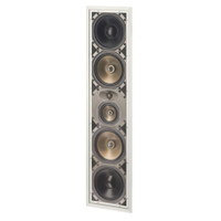Paradigm Signature LCR 5 v.3 In-Wall Speakers in Paintable White
