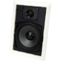 Paradigm PV-160 In-Wall Speakers in Paintable White