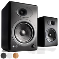 Audioengine A5+ Premium Powered Bookshelf Speakers (Pair)